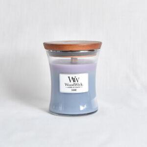 SALE - Wood Wick Candle - LILAC 9.7oz