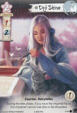 Legend Of The Five Rings L5R - Alt Art - Doji Shizue