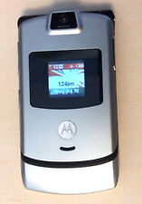 Motorola Razr V3m Flip Phone Set Verizon Ultra Thin