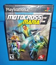 Motocross Mania 3 GAME Sony PlayStation 2