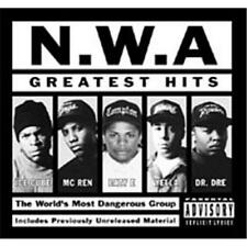 NWA GREATEST HITS REMASTERED CD NEW