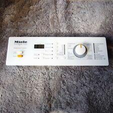 Original Miele Waschmaschine mit Elektronik Bedienblende Blende T.-Nr. 5260252