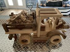 wooden handcrafted toys