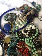 Jewelry 5 lb Lot Vintage to Now Wearable and Craft No Junk ❤️ #7
