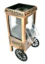 Popcorn Cart Die Cast Metal Collectible Pencil Sharpener