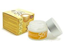 Nurana Crema Hidratante De Día Con FPS 50 50 ml Piel muy blanca o sensible
