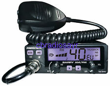 President Barry 12/24 Volt AM FM CB Radio