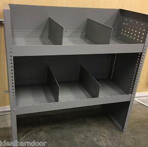 Van Shelving Storage Without Door 88CMX92CM