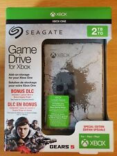 Seagate Expansion Portable 2TB  External Hard Drive HDD USB 3.0 Gears of War 5