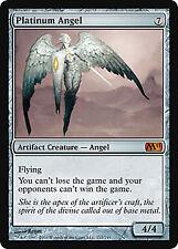 1x Platinum Angel - Foil Magic 2011 Light Play, English MTG