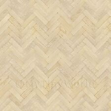 Pack Of 5 Dolls House Parquet Flooring 9 Inch Natural Oak Strip Effect Sheets