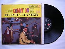 Floyd Cramer - Comin ', RCA Victor RD-7575 Ex- État vinyle LP MONO