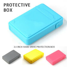 3.5'' Dustproof Protection  Box for SATA IDE HDD Hard Disk Drive Storage Case