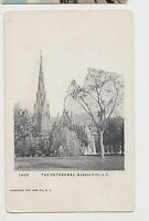New York NY Postcard c1910 GARDEN CITY Long Island THE CATHEDRAL