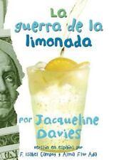 La guerra de la limonada (The Lemonade War Series) (Spanish Edition)-ExLibrary