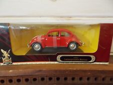 Die Cast Metal Car Collection Deluxe Edition 1967 Volkswagon Beetle