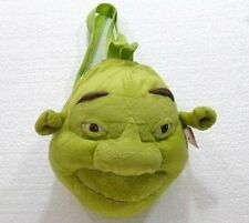 SHREK-DREAMWORKS zaino in morbidissimo peluche cm. 25x25 JOY TOY