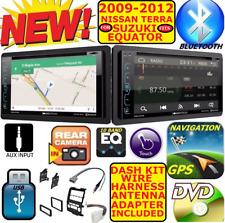 FITS / FOR 09-12 NISSAN CD/DVD GPS NAVIGATION BLUETOOTH USB CAR RADIO STEREO PKG