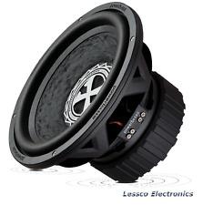 "PowerBass 3XL-1501D 15"" Dual 1 ohm Car Audio Speaker Subwoofer 2000 Watt Max"