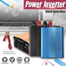 3000W Solar Car Power Inverter DC 12V To AC 240V Modified Sine Wave Converter