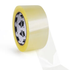 Clear Packing Packaging Carton Sealing Tape 2x100 Yards 6 12 18 36 72 Rolls