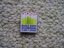Pin Schwerin Buga 2009 Bundesgartenschau Mecklenburg-Vorpommern Deutschland
