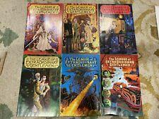 League of Extraordinary Gentlemen 1 to 6 complete set