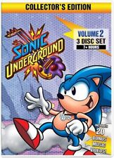 Sonic Underground: Volume 2 [New DVD]