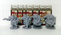 FATTY BURSTERS x4 - Zombicide Black Plague / Zombicide Green Horde