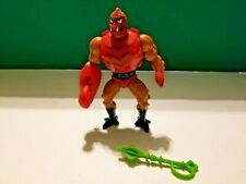 Vintage MOTU Clawful Complete Action Figure Masters Of The Universe He-Man
