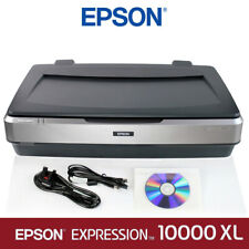 Epson Expression 10000XL Flatbed A3 Graphic Scanner J181A like 11000XL 12000XL
