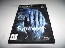 Summoner PS2 PAL Preloved *Complete*