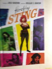 Firefly The Sting by Joss Whedon (2019) Boom! Comics ltd. ed hardcover 1st Fine-