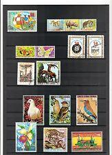 N°36 GUINEE EQUATORIALE  - (1973-1976) - Poste Aerienne  - timbres oblitérés