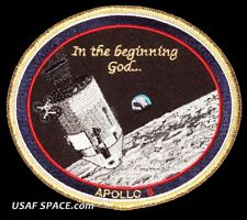 "Apollo 8 Spirit Commemorative 5"" Tim Gagnon ORIGINAL AB Emblem NASA SPACE PATCH"