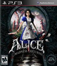 Alice Madness Return - PS3 - Leer descripción