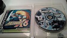 Mega Man X5 Sony Playstation PS1 PSX