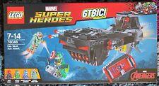 LEGO SUPER HEROES MARVEL IRON SKULL SUB ATTACK  Ref 76048  NUEVO A ESTRENAR