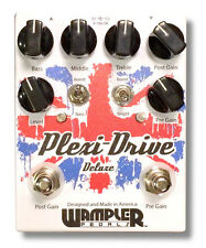 Wampler Plexi-Drive Deluxe Distortion w/ 3 Band Active EQ