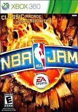 NBA Jam - Xbox 360, Good Xbox 360, Xbox 360 Video Games