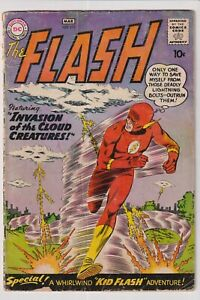 1960 DC COMICS THE FLASH #111 IN GD CONDITION