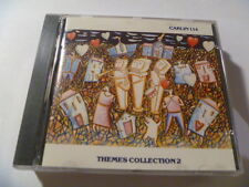 THEMES COLLECTION 2 114 CARLIN RARE LIBRARY SOUNDS MUSIC CD