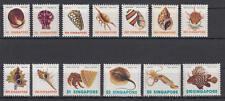 Singapur (Singapore) - Michel-Nr. 266-278 postfrisch/**  (Meeresfauna / Sealife)