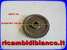 Autocarri Fiat 682N3/4 / Ingranaggio Pompa Olio Denti 42 - 4539401