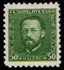 EBS Czechoslovakia 1934 - Bedřich Smetana - composer - Michel 321 MNH**