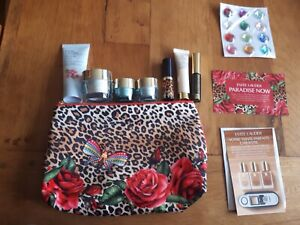 Estee Lauder Paradise Now  Gift Set ,7 Beauty products In stunning make up bag