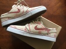 "Nike Zoom Stefan Janoski SB ""Blood Splatter"" Slighlty Used"