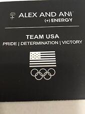 Alex and Ani RG Team USA Ice Skate AS14US04RG