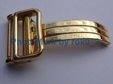 EBEL 18k 18ct YELLOW GOLD 18mm deployment deployant buckle clasp Nice Condition!