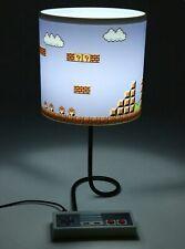 Paladone - Nintendo Nes Super Mario Lamp - Kid Table & Desk Light - Interactive